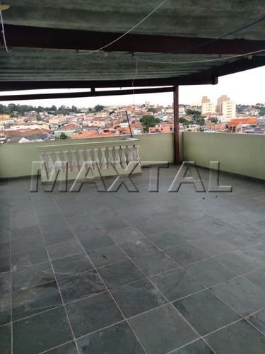 Imagem 1 de 15 de Sobrado No Tremembé - Mi85490