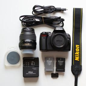 Nikon D40 - Lente 18-55mm + Bolsa Oferta