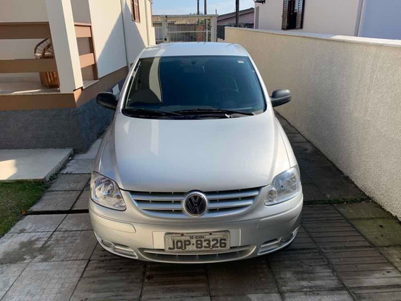Volkswagen Fox 1.0 Plus Total Flex 5p 2006