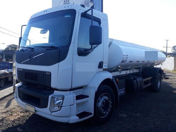 Volvo - Vm 220 - 4x2 - 2015 - Pipa Agua 8.500 Litros