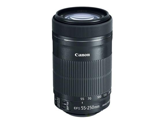 Lente Canon Ef-s 55-250 Mm F/4-5.6