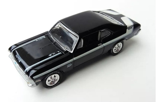 1969 Chevy Nova Johnny Lightning La Gran Estafa Solo Envios