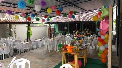 Casarão Para Festas Na Ilha Do Governador. Whats: 9640-65496