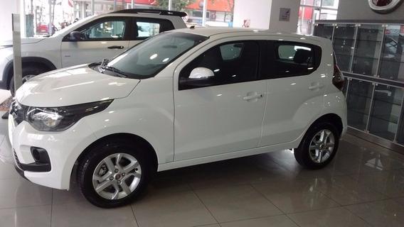 Fiat Mobi - Sale 2019 Anticipo $66.000 O Tu Usado ! D