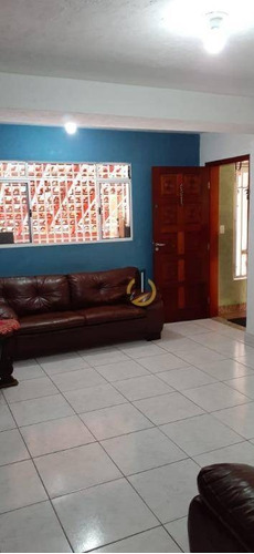 Casa  De 136 Mts² Em Rua Tranquila Com 2 Suites 2 Vagas Churrasqueira A 4 Quadras Do Metrô - Ca0129