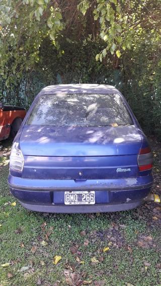 Fiat Siena 1.7 S D 1998