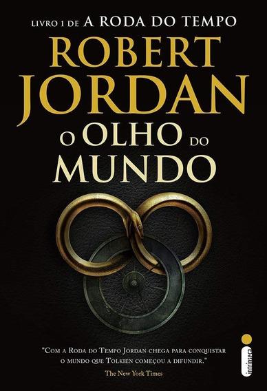 O Olho Do Mundo Livro Robert Jordan