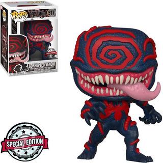 Funko Pop Marvel Venom Exclusive - Corrupted Venom 517