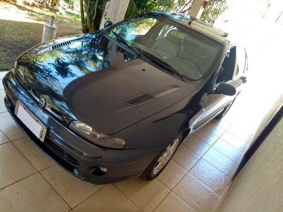 Fiat Marea 2.0 Turbo 4p 2002