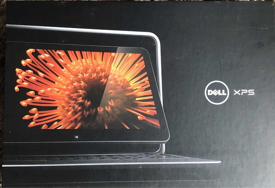 Notebook Dell Xps12 Core I5 - Touchscreen
