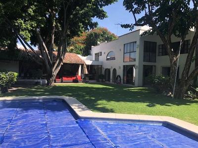 Tamoanchan Hermosa Residencia En Fraccionamiento Privado