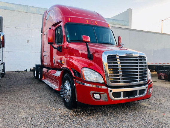 Freightliner Cascadia Año 2011 Nacionalizado Impecbla