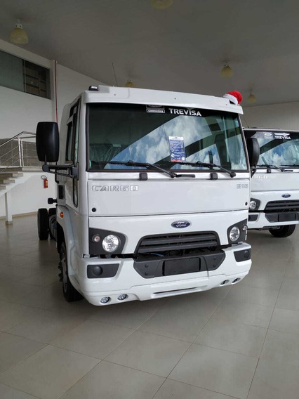 Ford Cargo 816 Novo!!