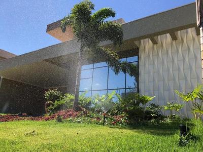 Casa Com 3 Dormitórios À Venda, 270 M² Por R$ 1.800.000 - Residencial Quinta Do Golfe - São José Do Rio Preto/sp - Ca1781