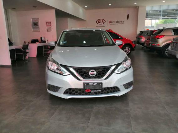 Nissan Sentra 2017 4p Sense L4/1.8 Man