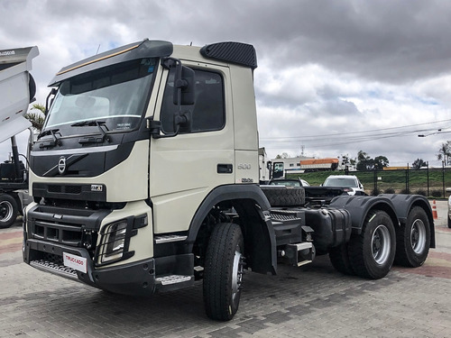 Volvo Fmx 500 2016  6x4 - Cabine Simples= 270 310 330