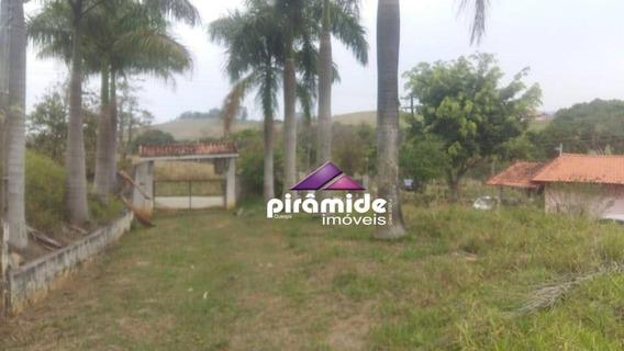 Sítio À Venda, 458491 M² Por R$ 3.500.000,00 - Vila Santos - Caçapava/sp - Si0021