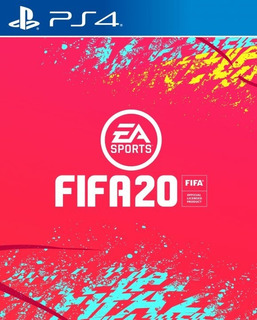 Fifa 20 Ps4 - Preventa Oferta