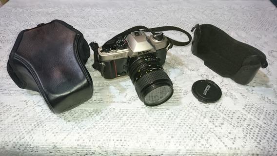 Camera Nikon Fm10 Profissional