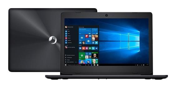 Notebook Positivo N40i Intel Dual Core 4gb 500gb - Vitrine!