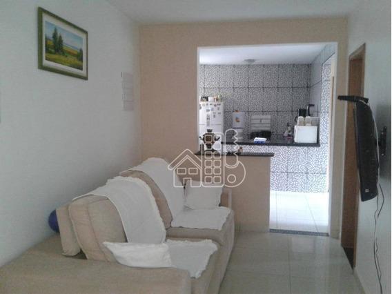 Casa Comercial No Centro De Niterói! - Ca0808