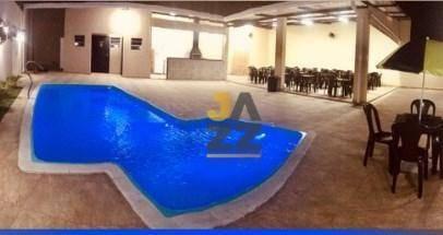 Chácara Com 1 Dormitório À Venda, 250 M² Por R$ 402.800,00 - Jardim Denadai (nova Veneza) - Sumaré/sp - Ch0688
