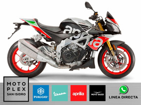 Aprilia Tuono V4 1100 Rf 0km 2017 Motoplex San Isidro Cuota