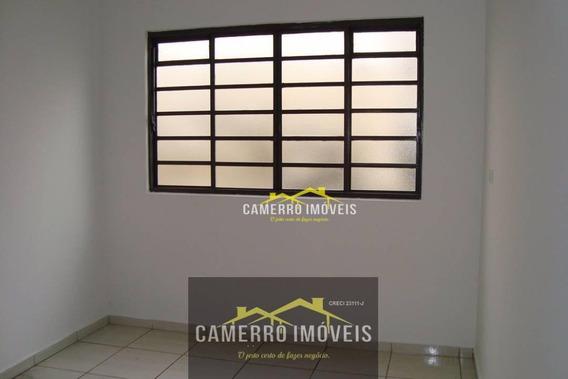 Casa Comercial Para Alugar, 150 M² Por R$ 1.700 - Centro - Santa Bárbara D