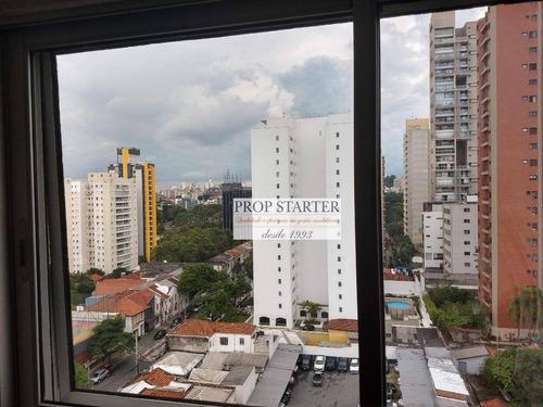 Imagem 1 de 8 de Apartamento Para Alugar, 40 M² Por R$ 1.500,00/mês - Pinheiros - São Paulo/sp - Ap0788