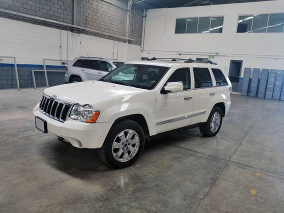Blindada 2010 Jeep Grand Cherokee Ltd 4x4 N5 Plus Blindados