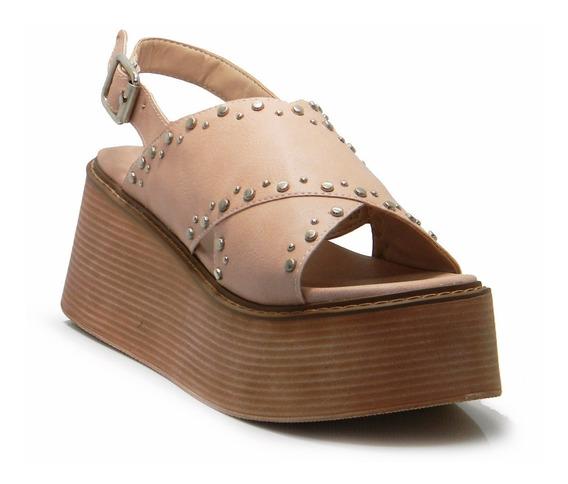Zapato Sandalia Mujer Savage Liviana Comodas Verano