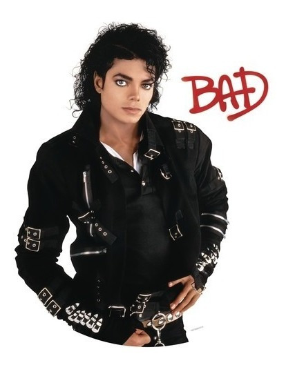 Vinilo Michael Jackson -bad (picture Disc Vinyl Lp )