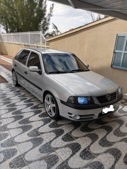 Volkswagen Gol 1.6 Power 4p 2004