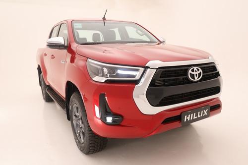 Imagen 1 de 14 de Toyota Hilux 4x2 Srv At