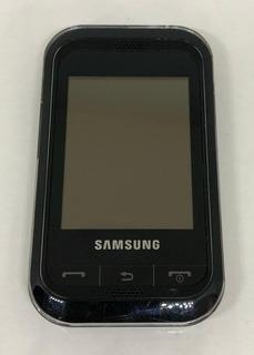 Samsung C3300 - 1.3mp, Bluetooth, Rádio Fm - Usado