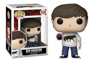 Funko Pop! Movies It Ben Hanscom 538 Glows In The Dark