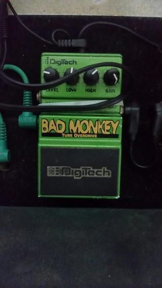 Pedal De Guitarra Digitech Bad Monkey