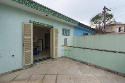 Casa À Venda, 105 M² Por R$ 550.000,00 - Vila Prudente (zona Leste) - São Paulo/sp - Ca0055
