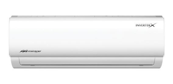 Aire Acondicionado Minisplit Mirage Inverter X 1ton Frío/calor 110v
