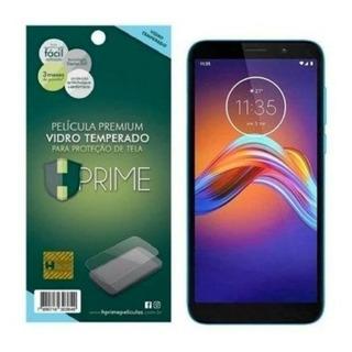 Smartphone Moto E6 Play 32gb Câmera 13mp Brinde Película