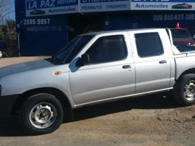 Nissan D22 Doble C.2004 Diesel 2.7 Full