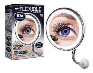 My Flexible Mirror 10x Magnification,espejo Baño..