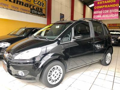 Fiat Idea 1.4 Attractive Flex 2013 Kingcar Multimarcas