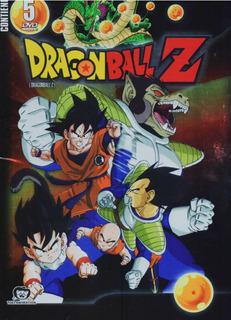 Dragon Ball Z Serie 5 Discos Con 52 Episodios Dvd