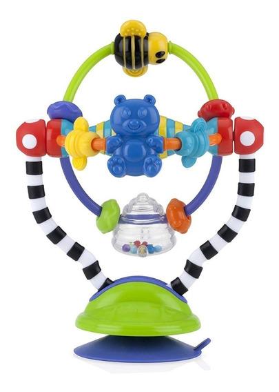 Juguete Bebe 6m+ Sopapa Silly Spinwheel Nuby Babymovil 6607
