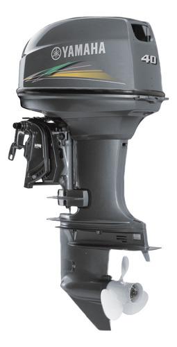 Imagem 1 de 4 de Motor De Popa Yamaha 40 Aws  Novo
