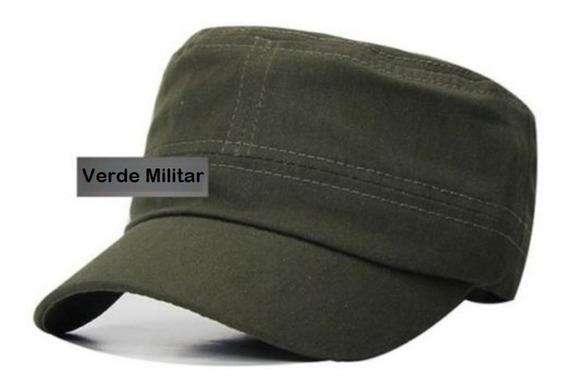 Gorra Tipo Militar