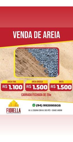 Imagem 1 de 3 de Compra E Venda De Areia