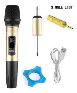 X-7 Computador Karaoke Microfone De Voz Microfone Do Telefon