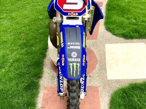 Yamaha 85cc Yz 2014